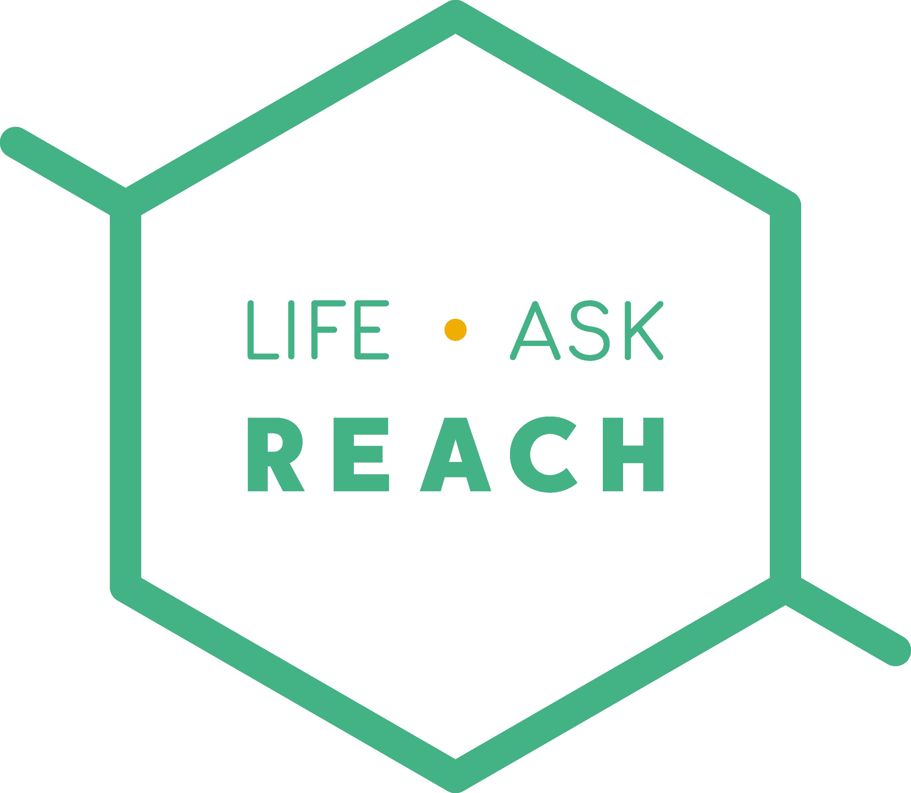 LIFE ASK REACH - Logo