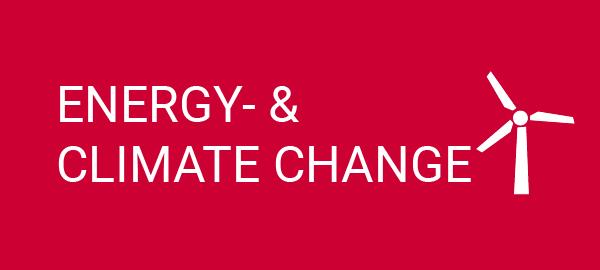Energy- & climate change