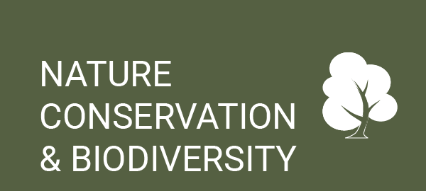 Nature conservation & biodiversity