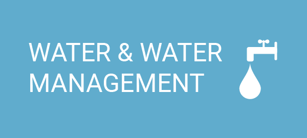 Water & watermanagement